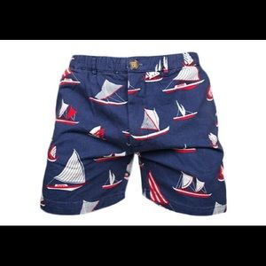 The Starboards - Chubbies Shorts
